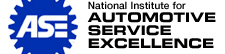 National Institute forn Automotive Service Excellence